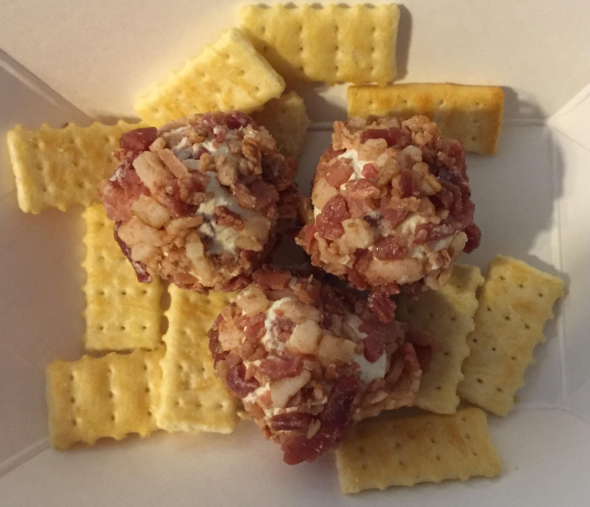 bacon cheese balls