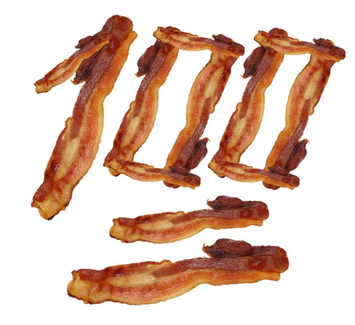 bacon100