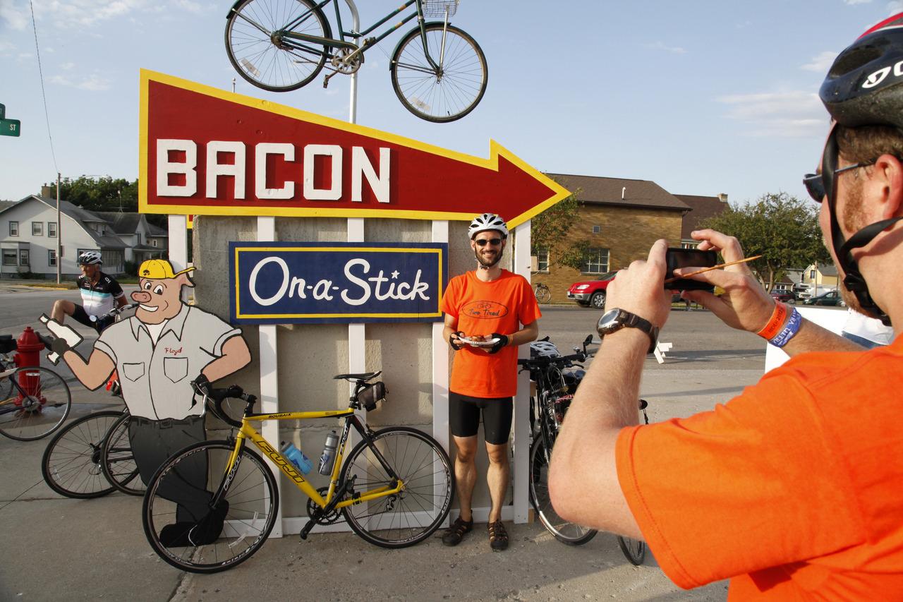 Bacon Stops!