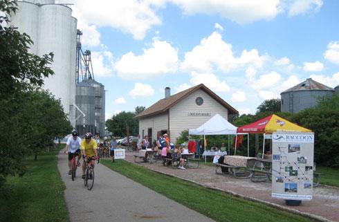 BACooN RIDE Spotlight: Redfield, Iowa