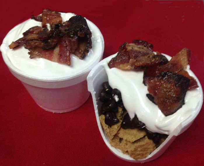 Hotel Pattee in Perry to Serve BACON S'Mores as their BACON Stop!