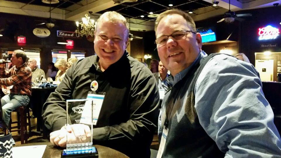 """BACooN RIDE Wins """"Outstanding New Event"""" Award from the Iowa Tourism Office"""
