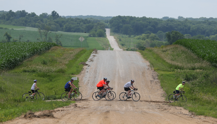 BACooN RIDE to Match Funds Raised to Pave Guthrie Trail Crossings
