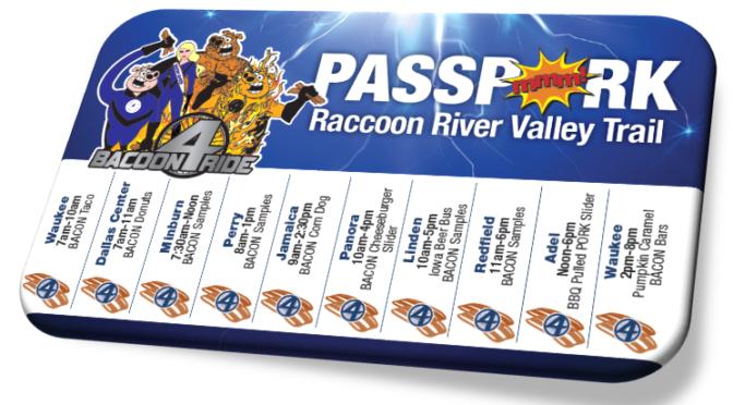 BACooN PassPORK = BACON!!!
