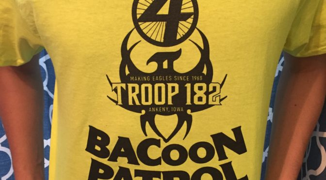 Boy Scouts Troop 182 Return to Assist at Crossings for BACooN RIDE